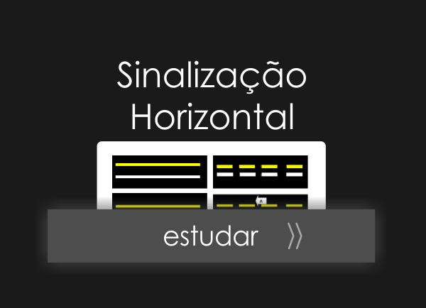 Placas de trânsito - placas de sinalização horizontal - feat
