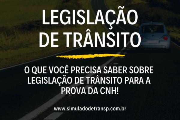 Legislção de Trânsito